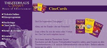 Theaterhaus Speyer Programm